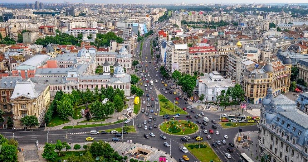 Municipiul Bucuresti, Timis si Cluj, judetele cu cele mai multe autoturisme