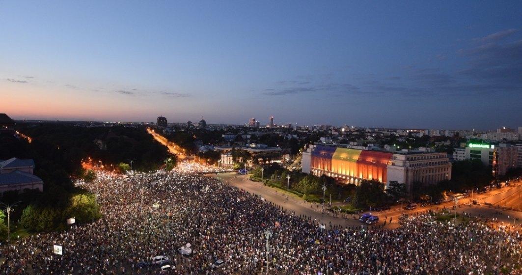 Die Welt, despre proteste: Imagini sumbre din tara care va prezida statele UE din ianuarie 2019