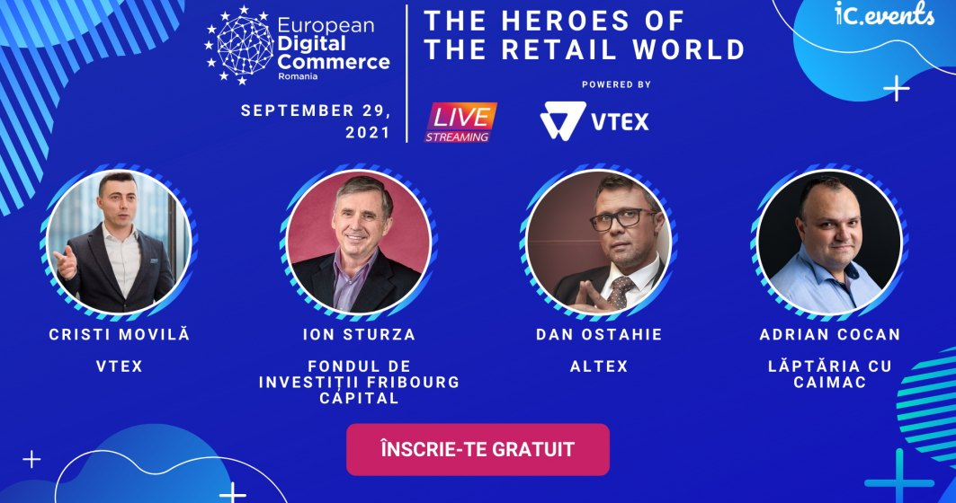 EDC The Heroes of the Retail World