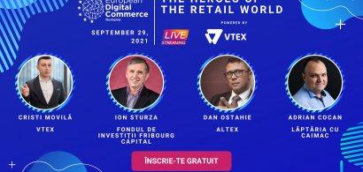 The Heroes of the Retail World: vino să-i cunoști pe 29 septembrie la...