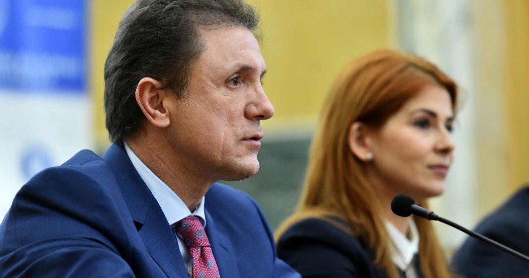 Gica Popescu, consilier al premierului: Trenul pana la aeroportul Otopeni ar putea fi gata pana la Euro 2020