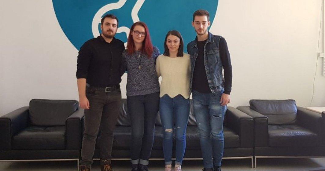 Cum vor 4 studenti sa le faciliteze antreprenorilor parteneriatele dintre acestia