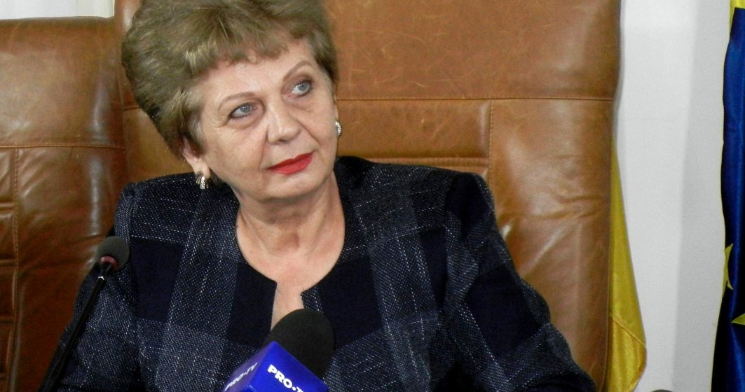 Doina Pana, ministrul Apelor si Padurilor, a demisionat din Guvern