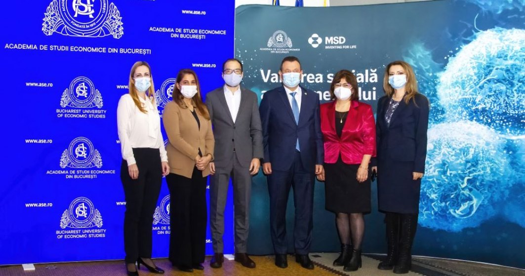 Academia de Studii Economice din București va realiza prima analiză de impact a investițiilor în controlul cancerului în România