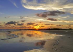 Cât de MARE este plaja lărgită din Mamaia în comparație cu cele mai mari zece...