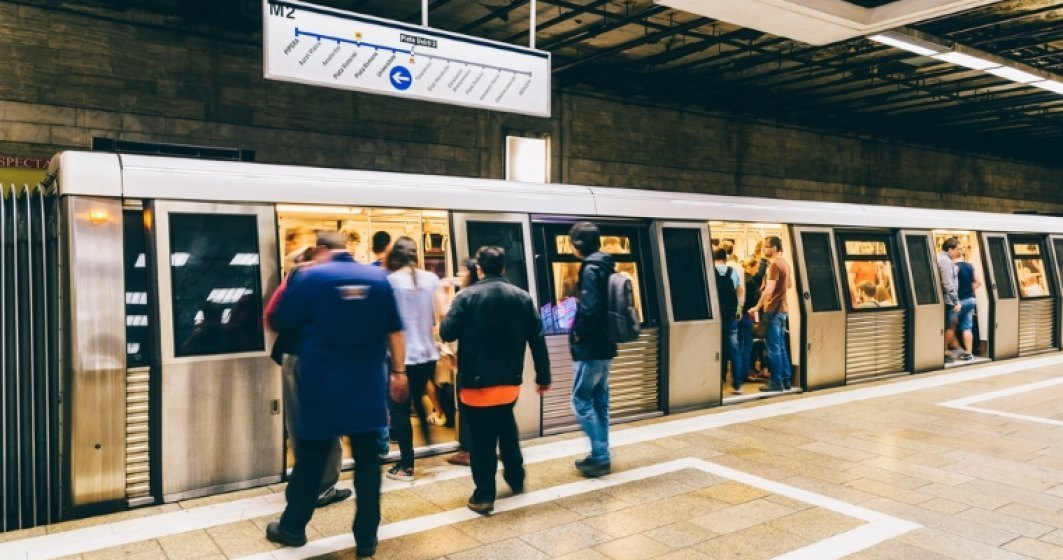 Protest la metrou: Metrorex spune că nu va concendia momentan pe nimeni, însă vrea să își reducă problemele financiare