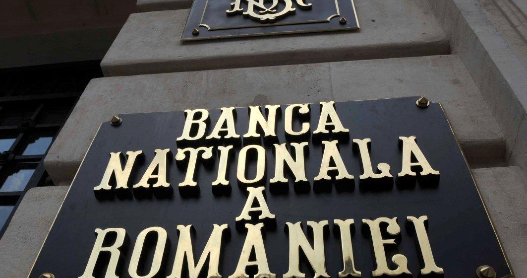 Banca Nationala a Romaniei a redus prognoza de inflatie pentru 2020 la 3%