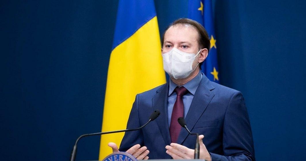 Florin Cîțu: România va primi suplimentar, în luna martie, 170.000 doze de vaccin BioNTech-Pfizer