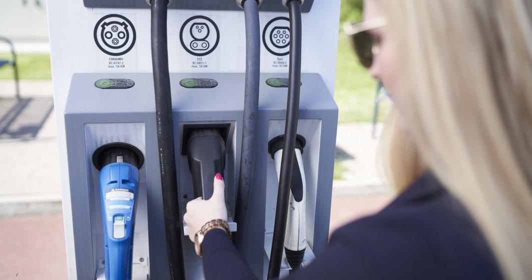 Vehiculele electrice sau hibride vor putea fi încărcate la 8.000 de stații prin cardurile DKV