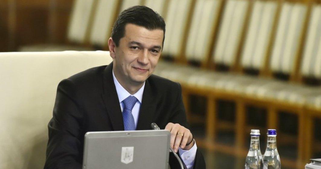 Sorin Grindeanu: Solutia fostului guvern la problemele sanatatii a fost sa faca un site unde romanii sa se pot plange