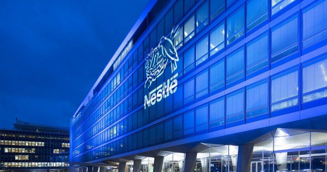Nestle va investi miliarde de dolari pentru a-și reduce emisiile de carbon