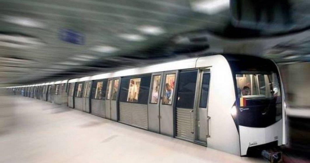 Metrorex cauta finantarea pentru studiile de fezabilitate pentru statiile de metrou care ar putea fi construite in zona Pipera