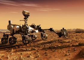 Interiorul planetei Marte a fost cartografiat în premieră