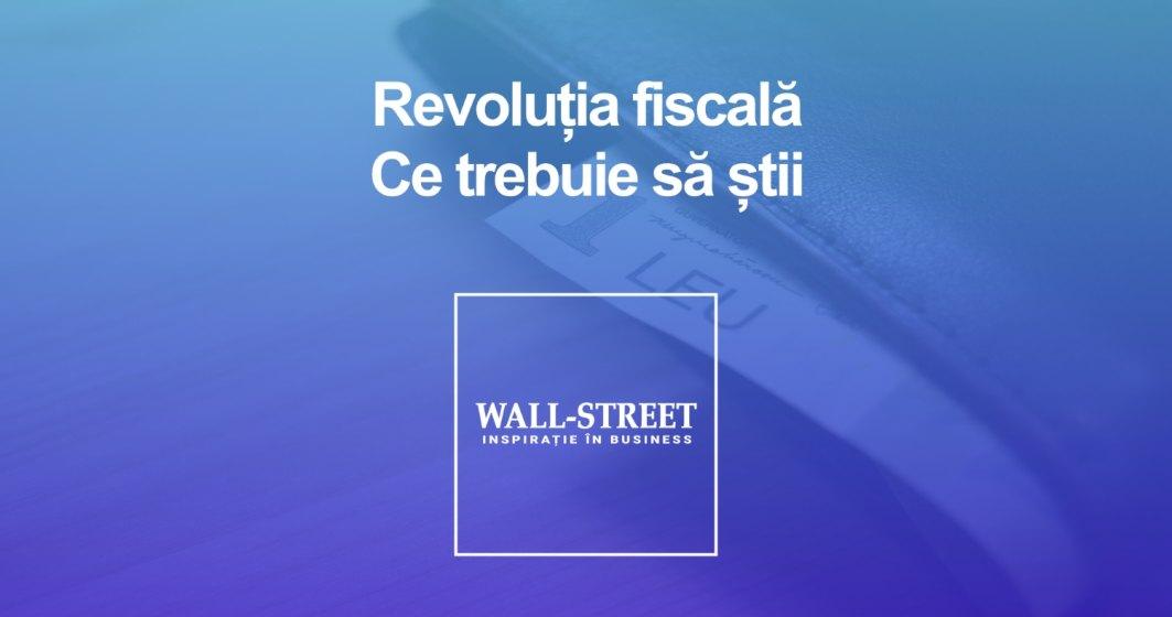 Revolutia Fiscala, explicata in imagini: ce se va intampla cu salariul si pensia ta privata