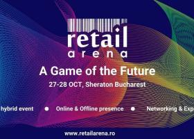 Încep înscrierile la retailArena: A Game of the Future. Înregistrează-te și...