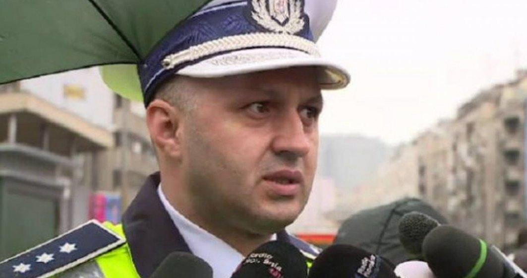 Mesaj iresponsabil al purtatorului de cuvant al Politiei Romane