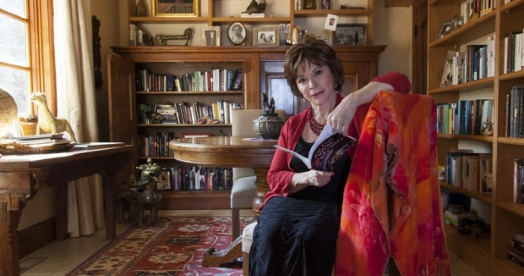 Despre cauze si subiecte neabordate, cu Isabel Allende, femeia care si-a revolutionat viata
