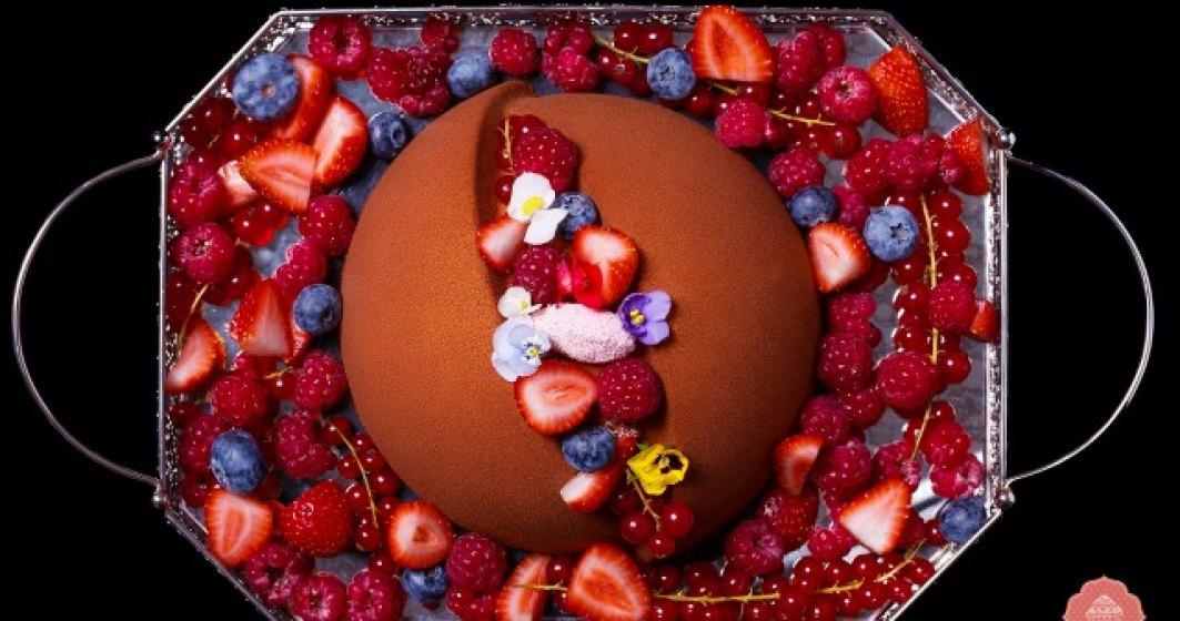 (P) Desertul ca o arta - Secretele unui cake designer roman