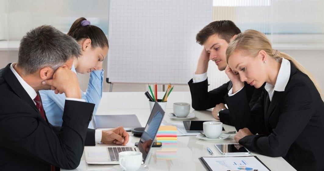 5 obiceiuri care iti afecteaza productivitatea