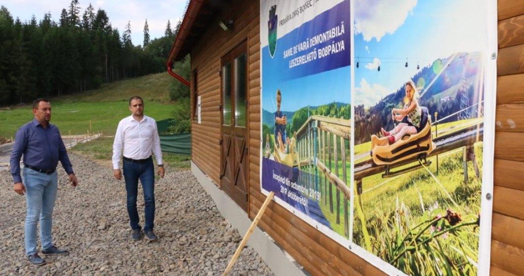 Bogdan Trif: Este important ca regiunile montane sa fie atractive pentru turisti in fiecare zi