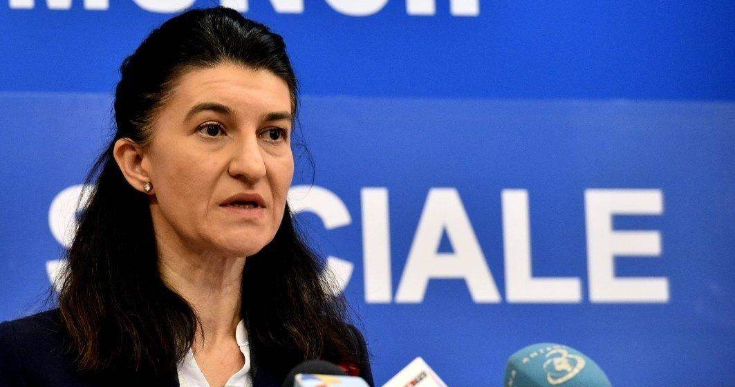 Violeta Alexandru: Angajatorii să nu apeleze din prima la clauza de forță majoră care lasă oamenii fără serviciu de a doua zi