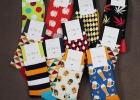 The Happy Toe, povestea unei afaceri românești cu șosete, care se...
