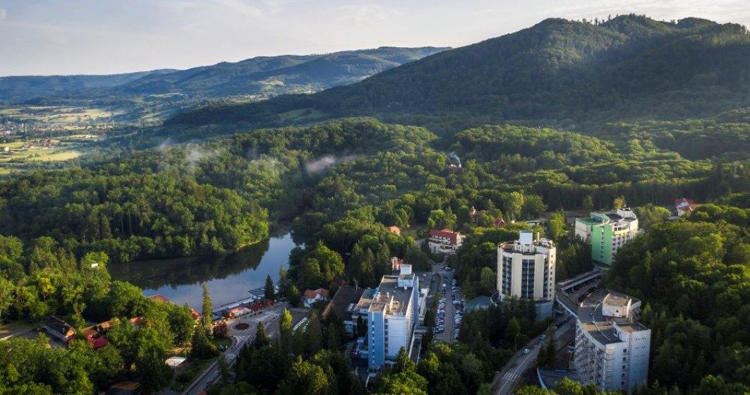 Stațiunile balneare din România speră la o creștere de 20% în 2021