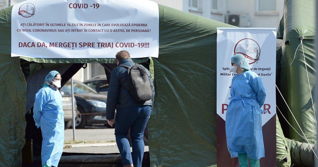 Coronavirus | Guvernul va instala un spital militar de campanie pentru tratarea pacienților cu COVID-19 în Constanța