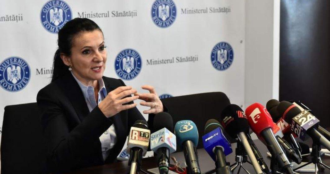 Ministrul Sanatatii anunta salarii mai mari pentru medici, care ar putea depasi 4.000 de euro