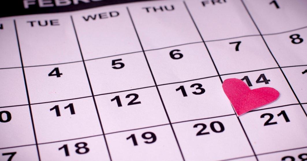 Sondaj BestJobs: Trei din zece angajati propun ca Valentine's Day sa fie declarata zi libera