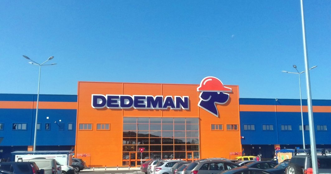Dedeman a început lucrările la un nou magazin, în Călărași, unde va angaja aproape 130 de persoane