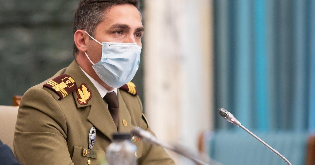 Valeriu Gheorghiță: Începe campania de vaccinare în școli și universități