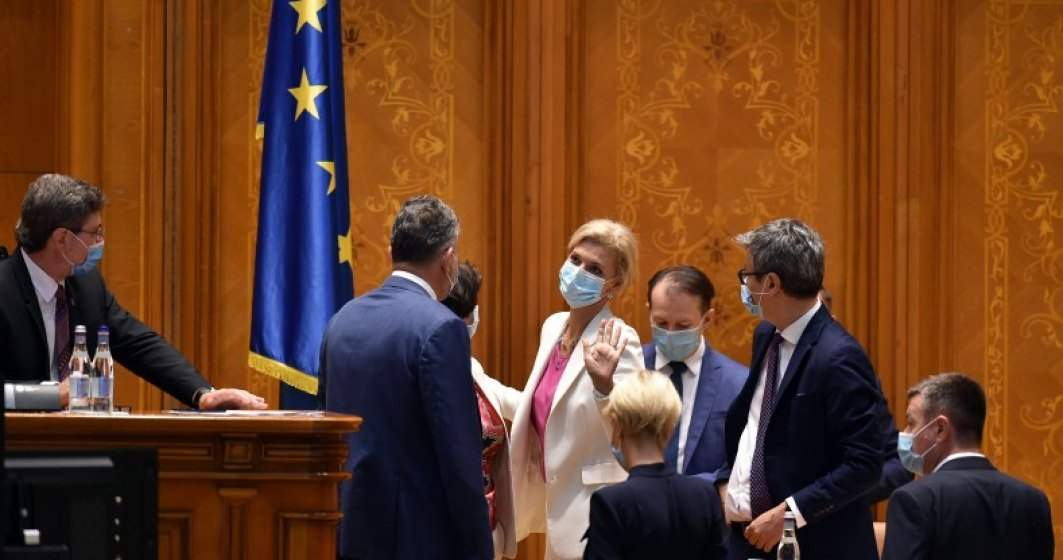 Ludovic Orban: Nu poate fi internat oricine în ATI
