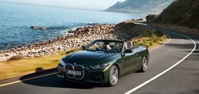BMW prezintă noul Seria 4 Cabriolet. Lansarea va avea loc în 2021