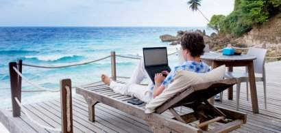 Poate fi la fel de productiv să lucrezi de acasă sau din Maldive, dar...