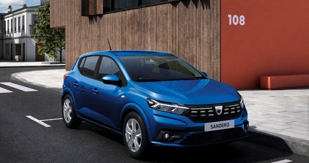 Dacia oprește producția trei zile din cauza lipsei de componente electronice