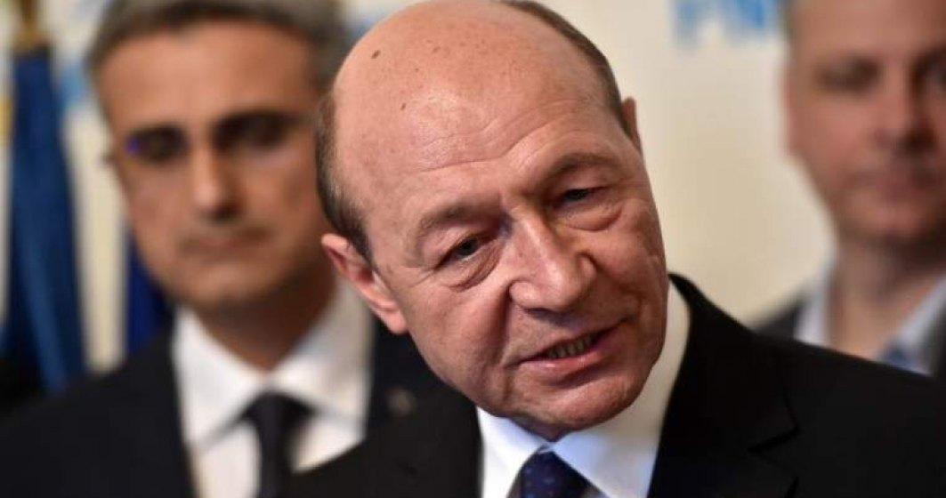 Traian Basescu, audiat intr-un dosar privind o retrocedare din perioada in care era primar al Capitalei