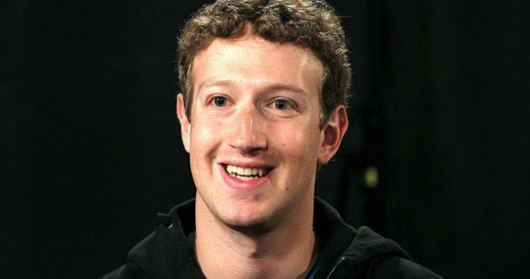 Cum a reactionat fondatorul Facebook cand a aflat ca a intrat la Harvard  VIDEO
