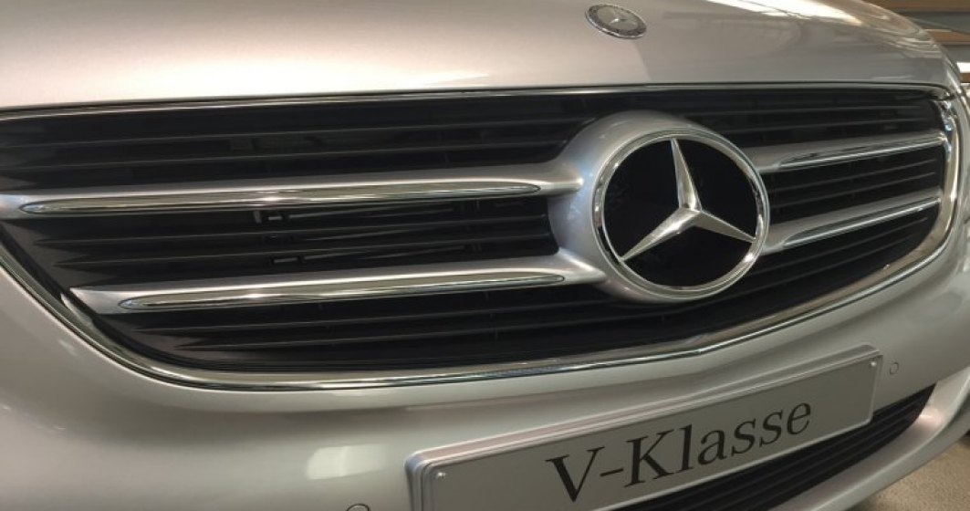 Mercedes-Benz a depasit BMW in noiembrie si este aproape sa devina cel mai mare constructor de masini premium
