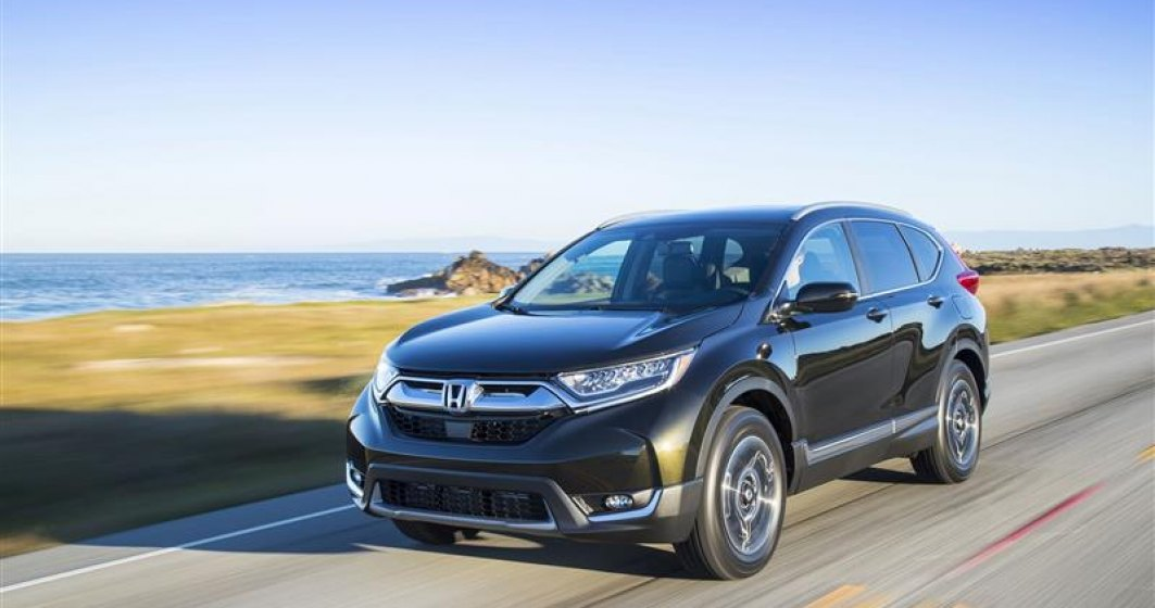 Honda va lansa anul acesta pe piata din Romania noua generatie a SUV-ului CR-V si facelift-ul modelului HR-V