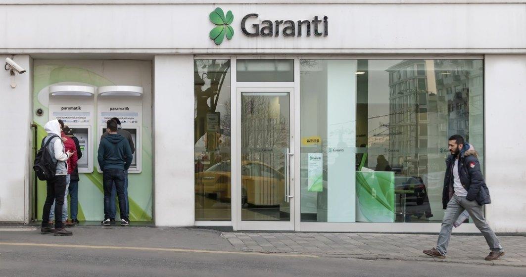 Grupul Garanti Romania a inregistrat un profit net in crestere cu 25%, la 98 milioane de lei, in primul semestru