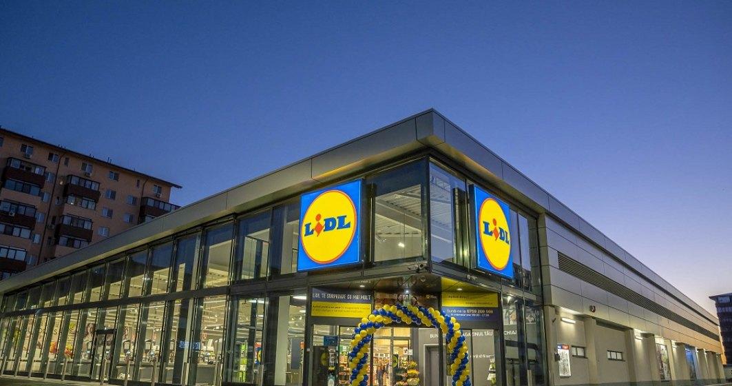 Lidl inaugurează două noi magazine