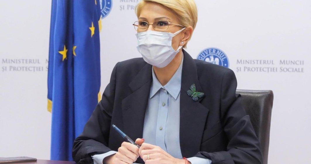 Raluca Turcan: Realitatea de necontestat este ca femeile au plătit un cost al crizei COVID mai mare decât bărbații