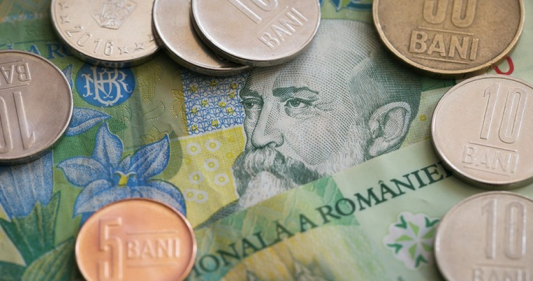Leul s-a apreciat in raport cu euro: la cat a ajuns cursul
