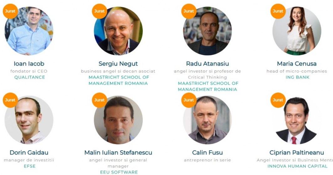 Juratii de la Fast Forward Business Summit