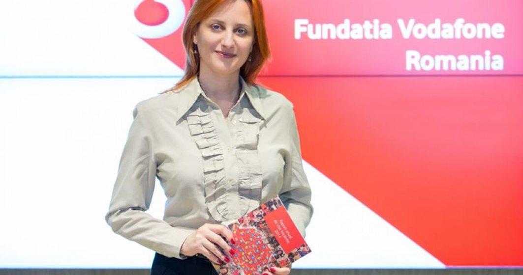 Managerul care se ocupa de proiectele de milioane de euro ale Fundatiei Vodafone