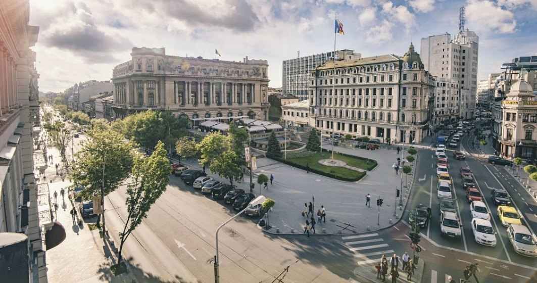 Poluare ridicată în București: limita a fost depășită cu 350%. Ce zone sunt cele mai afectate