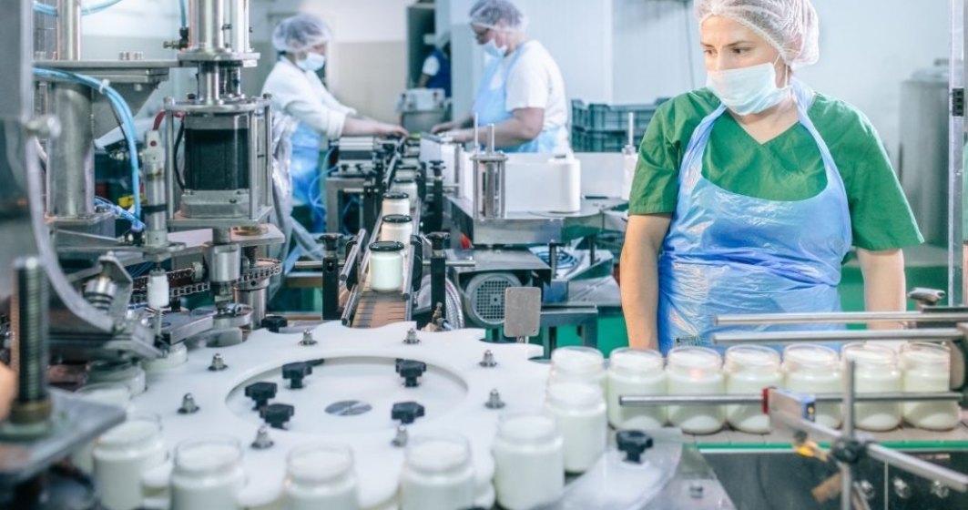 CEC Bank finanțează producătorul de lactate artizanale Artesana cu 5 mil. EURO pentru construcția unei noi fabrici
