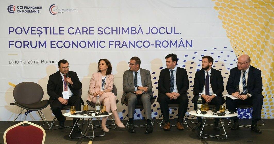 Cum cred sefii Renault, Orange sau BRD ca putem transforma Romania intr-o tara mai competitiva pe piata europeana