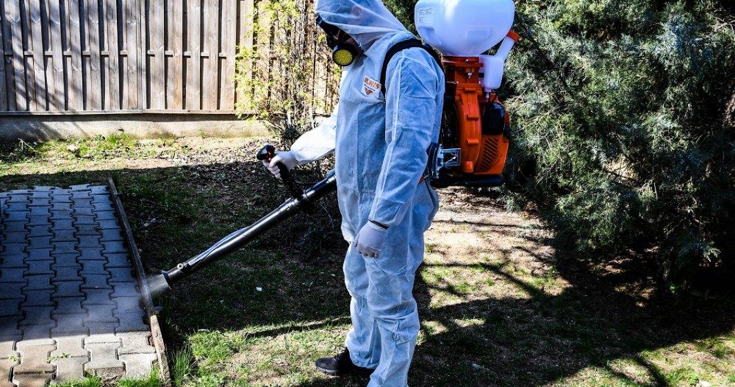 Coronavirus | Compania românească Ruris donează, cu ajutorul World Vision România, 600 de aparate pentru igienizare